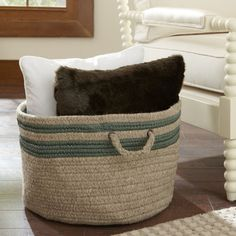 Birch Lane Jansen Storage Basket | Birch Lane