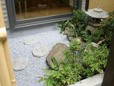 Japanese Garden Planting and Patio