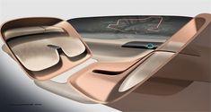 Hrkim5 Web Car Interior Sketch, Car Interior Design, Interior Design Sketches, Car Design Sketch, Interior Rendering, Interior Concept, Automotive Design, Car Sketch, Boat Design