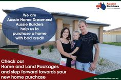 Check our Home and Land Packages and step forward towards your new home purchase.
