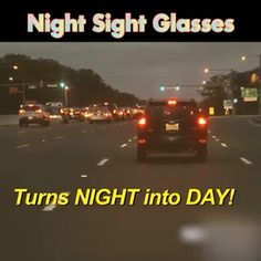 🚗Our Hirundo Night Vision Glasses will make you no longer afraid of driving at night or bad weather. Clever Gadgets, Car Gadgets, Simple Life Hacks, Useful Life Hacks, Things To Know, Cool Things To Buy, Vision Glasses, Night Sights, Night Driving
