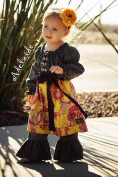 Berlyn... Adelaide Original dress and sash. 6mo to 6yrs. $48.00, via Etsy.