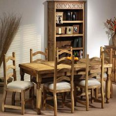 mexican dining set