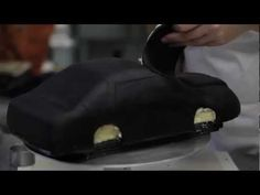 The Frosted Cake Shop - Car Cake