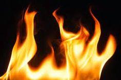 Rizwana A.Mundewadi www.razarts.com  Razarts: House on Fire Painting Symbolism There is a Fire B...