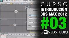 Introducción a 3ds max 2012 -03- Unidades de medición y colores de interfaz.