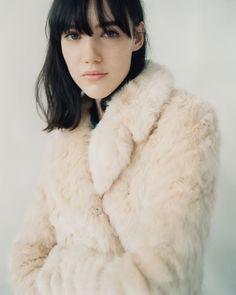 December-TRF-LOOKBOOK | ZARA Sverige White fur