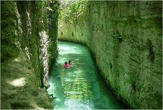 Xcaret Underground Rivers - Cancun