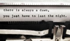 just-a-skinny-boy:    A quote from my video about suicide that I typed out on a typewriter.