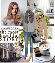 """Beautiful Story"" by molnijax on Polyvore"