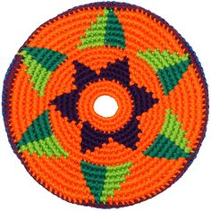A HEX ORANGE EL GRANDE - PocketDisc™