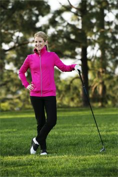Women s Performance Jacket   Golf Apparel - Carnoustie 29d855054