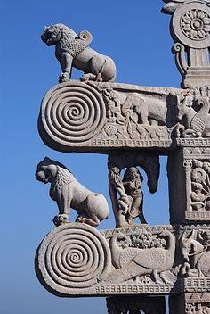 Great Stupa, Sanchi