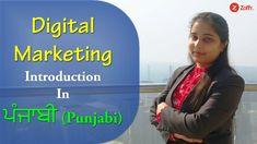 Digital Marketing in ਪੰਜਾਬੀ (Punjabi) Learning Experience with – Zoffr.in