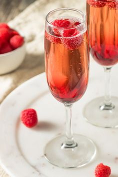 A classic French cocktail, the kir royale is an upgrade of the popular kir cocktail. Invented in Burgundy and made popular by the Mayor of Dijon, Canon Félix Kir, the traditional kir is a mixture of dry white wine and creme de cassis.