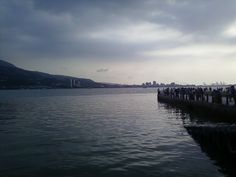 Tamsui River. Checked!