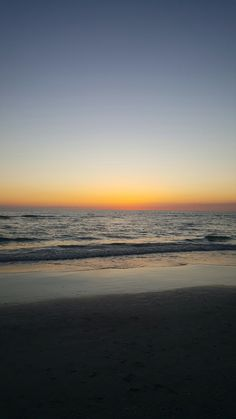 Sunset Clearwater, Florida