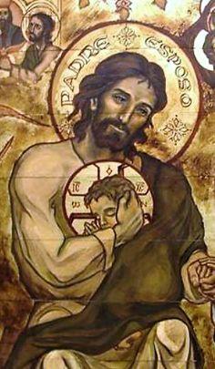Saint Joseph, Père et Epoux