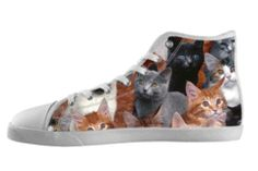 Kitten High Top Shoes | SpreadShoes