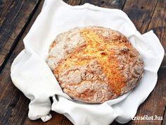 Az 5 legjobb falat – kenyér, lángos és a többiek Pizza Recipes, Healthy Recipes, Healthy Food, Salty Foods, Quiche, French Toast, Bakery, Breakfast, Teeth