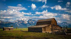 Grand Teton Wyoming Usa Robert Bynum