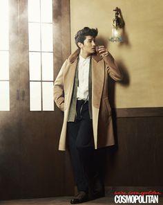 TVXQ - Cosmopolitan Magazine  --- changmin