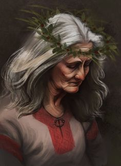 Portrait Challenge by MorranArt on DeviantArt - Fantasy Figuren Fantasy Portraits, Fantasy Paintings, Character Portraits, Fantasy Women, Fantasy Rpg, Medieval Fantasy, Dnd Characters, Fantasy Characters, Female Characters