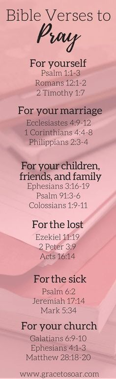Bible verses list Jesus Bible, Prayer Scriptures, Bible Verses For Marriage, Powerful Scriptures, Jesus Prayer, Bible Prayers, Prayer Prayer, Love Quotes Bible, Faith Bible Verses