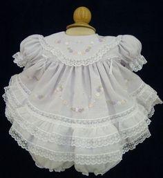16e7d895a will beth white dress. Foto 2 de 4 Preemie Babies, Baby Girl Newborn, Baby  & Toddler Clothing,