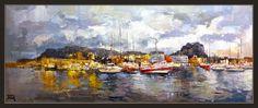 Ernest Descals.Artista Pintor: PINTANDO-PAISAJES-MARINAS-DENIA-ESPAÑA-LLORET DE M...