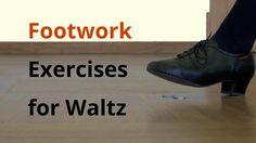 Basic Footwork Exercises for Waltz | Ballroom Dance