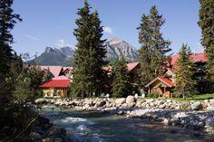Post Hotel & Spa, Lake Louise Alberta Canada