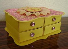 matchbox drawers