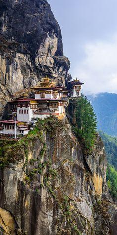 Paro Taktsang Monastery, Bhutan More