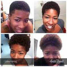 J'espère que le mien grandit comme ça – All About Hairstyles Natural Hair Art, Natural Hair Growth, Natural Hair Journey, Natural Afro Hairstyles, Pretty Hairstyles, Natural Hair Styles For Black Women, Short Hair Styles, Curly Hair Types, Transitioning Hairstyles