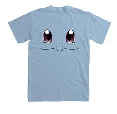 Pokemon Pocket Monster Blue Squirtle T Shirt by StirTheatreTshirts, $16.00