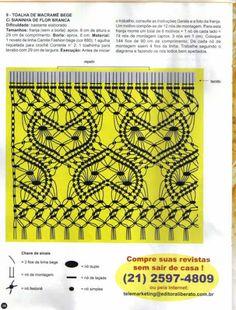 MACRAME - Lourdes Chamorro - Λευκώματα Iστού Picasa Macrame Bag, Macrame Knots, Macrame Patterns, Sewing Patterns, Wool Wall Hanging, Macrame Design, Macrame Tutorial, Cool Diy Projects, Paracord