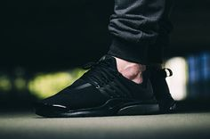 Nike Presto Ultra Flyknit (black/white) #vegansneakers #nike #nikepresto