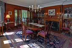 Thayercrest – Stunning 1915 Historic Home in New Hampshire | Interior