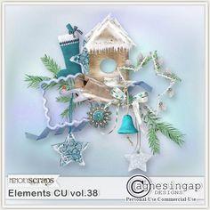 Elements CU vol.38 | Agnesingap Designs