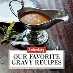 Our collection of gravy recipes is sure to compliment your Thanksgiving feast.
