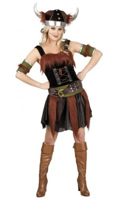 Deguisement Viking Tilda