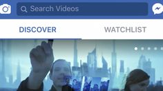 Facebook rolled out the Watch original tab for all the U.S holders Facebook Customer Service, Facebook News, Search Video, Mobile Marketing, The Originals, Watch, Videos, Rolls, Clock