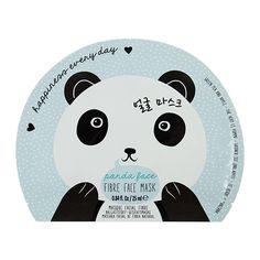 Oh K! Oh K! Panda Face Fibre Face Mask