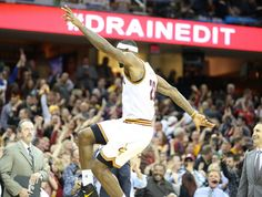 LeBron James leads the NBA in clutchness this season http://ift.tt/1Xrvr6y