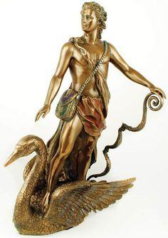Representing Greek God Apollo