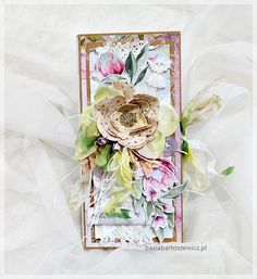www.basiabartoszewicz.pl Chocolate Box, Card Making, Cards, How To Make, Gifts, Presents, Maps, Favors, Handmade Cards