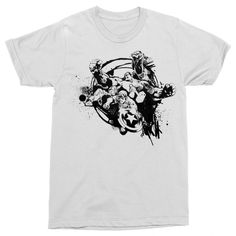 Marvel rajongó vagy?!😍 Csekkold le a pólóinkat a weboldalon  #bosszúállók #kedvenc #best #ajándék #ajándékötlet #amerikakapitány #pókember #vasember #hulk Avengers Team, Mens Tops, T Shirt, Marvel, Food, Products, Supreme T Shirt, Tee Shirt, Essen