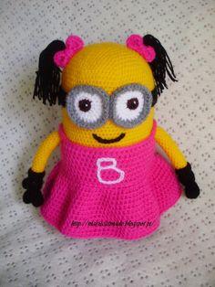 MarieCatmade: Minion - menina