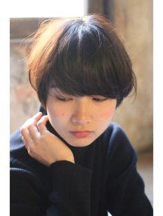 カライングドゥ(ing deux)【+~ing deux】ブラックコンパクトショートb【三橋歩】